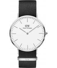 Daniel Wellington DW00100258 Herren klassische Cornwall 40mm Uhr