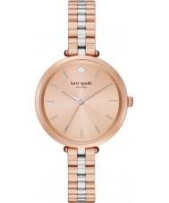 Kate Spade New York 1YRU0860 Damen holland Roségold vergoldet Armband-Uhr