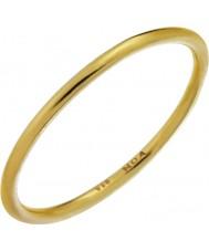 Nordahl Jewellery 125233-52 Damen vergoldet vergoldete Ring - Größe L