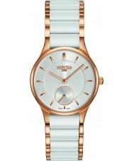 Roamer 677855-49-15-60 Damen CeraLine weiße Keramik-Armband-Uhr