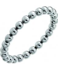 Nordahl Jewellery 125235-54 Damen silberne Kugeln Ring - Größe n