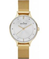 Skagen SKW2150 Damen anita Gold Maschen Uhr