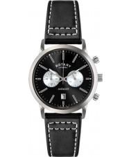 Rotary GS02730-04 Herren-Uhren Sport Avenger schwarz Chronograph