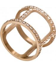 Edblad 3153441915-XS Damen helena cz Roségold vergoldet Ring - Größe L (xs)