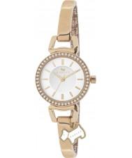 Radley RY4154 Damen Stein Set rosé vergoldet Hälfte Armbanduhr