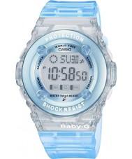 Casio BG-1302-2ER Damen Baby-g blau Chronograph