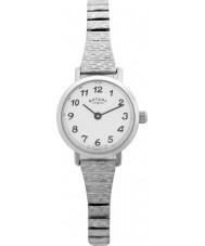 Rotary LBI0761 Damen Timepieces Stahl erweiterbar Armbanduhr
