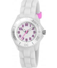 Tikkers TK0065 Mädchen weiße Uhr