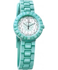 Flik Flak FCSP022 Mädchen stellquoise türkis Uhr