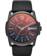 Diesel DZ1657 Herren Master Chief schwarzes Lederband Uhr