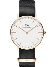 Daniel Wellington DW00100259 Klassische Cornwall 36mm Uhr