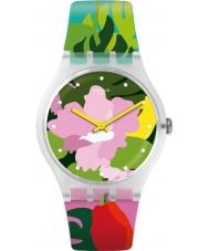 Swatch SUOK132 Damen tropische Gartenuhr