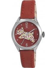 Radley RY2175 Damen roten Lederband Uhr