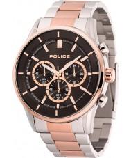 Police 15001JSTR-02M Herren armbanduhr