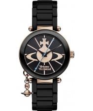 Vivienne Westwood VV067RSBK Damen Kensington Uhr