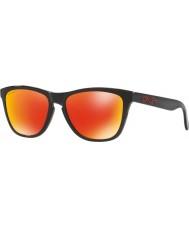 Oakley Oo9013 55 c9 Frosch-Sonnenbrille