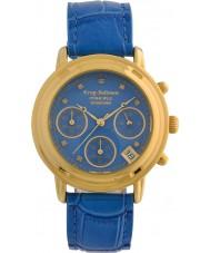 Krug-Baumen 150578DL Damen-Prinzip Diamant-Uhr