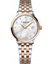 Raymond Weil 5988-SP5-97081 Damen Armbanduhr