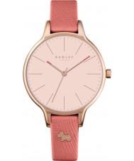 Radley RY2388 Damen Millbank Papaya Lederband Uhr
