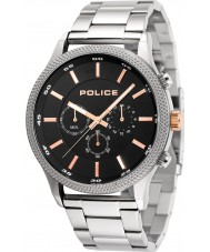 Police 15002JS-02M Herren armbanduhr
