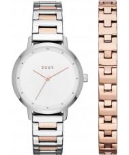 DKNY NY2643 Modernist Uhr Geschenkset Damen
