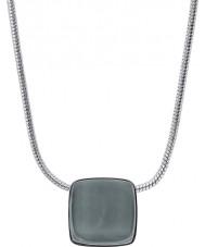 Skagen SKJ0868040 Damen Seeglas Silber Stahl Halskette