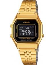 Casio LA680WEGA-1BER Sammlung klassische vergoldete Uhr