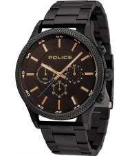 Police 15002JSB-02M Herren armbanduhr
