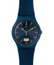 Swatch SUON400 Damen Cent Bleu Uhr