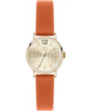 Orla Kiely OK2016 Damen frankie Orange Lederband Uhr