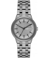 DKNY NY2384 Damen Park Slope Rotguss Stahl Armbanduhr