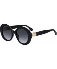 Fendi Damen ff0293 s 807 9o 52 Sonnenbrille
