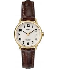 Timex T20071 Damen natürlich braun leicht Leser Uhr