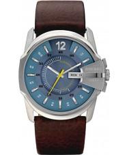 Diesel DZ1399 Mens master chief blau braun Uhr