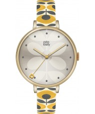 Orla Kiely OK2136 Damen armbanduhr