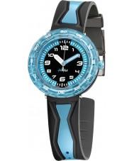 Flik Flak FCSP016 Jungen bekommen es in blau! zwei Ton-Uhr