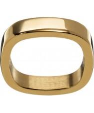Edblad 2153441876-XS Damen jolie gelb vergoldet Ring - Größe L (xs)