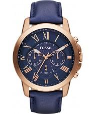 Fossil FS4835 Mens gewähren Chronograph Marine Uhr