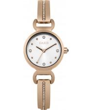 Oasis B1574 Damen Rotgold Legierung Armbanduhr