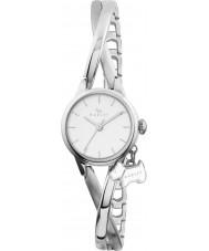Radley RY4181 Damen Silber verdrehte Jahrgang Hälfte Armbanduhr