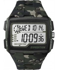 Timex TW4B02900 Mens Expedition digital Schock khaki camo Chronouhr
