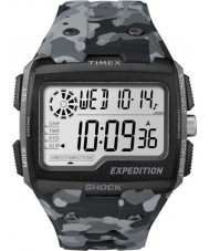 Timex TW4B03000 Mens Expedition digital Schock grau camo Chronouhr