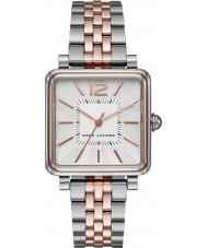Marc Jacobs MJ3463 Damen vic Ton zwei Stahl-Armbanduhr