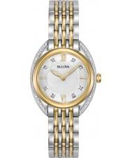 Bulova 98R229 Damen armbanduhr
