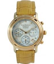 Krug-Baumen 150574DL Damen Prinzip Diamant Chronograph