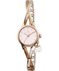 Radley RY4184 Damen Rotgold verdrehte Jahrgang Hälfte Armbanduhr plattiert