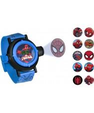 Disney SPD3442 Jungs Spiderman Uhr